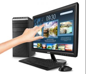 sewa led touch screen