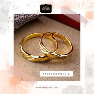 model cincin tunangan emas 3