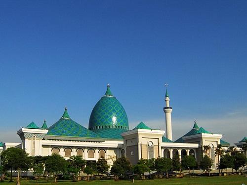 Kontraktor Kubah Masjid Surabaya Semarang